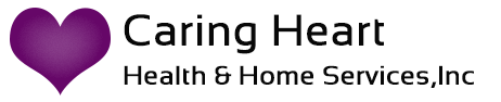 Caring Heart Health & Home Services, Inc., Logo