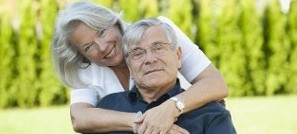Senior Couple - In-Home Care